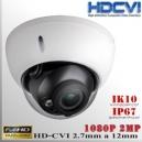 3661DH2MP DomeCam IR Profesional Sensor CMOS 1080p 2Mp HD-CVI