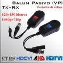 Video Balun Pasivo (VP) HD-CVI/ AHD/ TVI/ CBVS