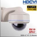 "Domo CVI 4MP 1/2.8"" SONY IMX326 30IRled 2,8mm IP67 IK10"