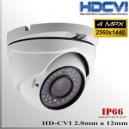 "Domo CVI 4MP 1/2.8"" Sensor SONY IMX326 36 IR led 2,8-12mm Varifocal IP66"