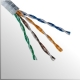 Cable UTP CAT5E CCA- 100 Mts.