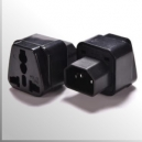 Adaptador C14 a CL / UNIVERSAL Hembra ( Adaptador UPS APC )