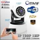 IP1M-6002-1MP - RobotCam WIFI IR Profesional Sensor SONY 720p HD -PT