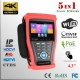 "CCTV Tester PRO 4K HIBRIDO 4.3"" WIFI + Touch LCD - Megapixel"