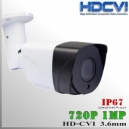 CVI-3548-1MP - BoxCam IR Profesional Sensor CMOS 720p 1Mp HD