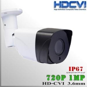 CVI-3548-1MP - BoxCam IR Profesional Sensor CMOS 720p 1Mp HD