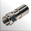 Conector F | TV Cable - Crimpeable (RG59/6)