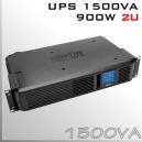 UPS 1500Va 900W 2U - Unidad de respaldo de eneregía TrippLite