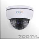 """3628T - Cámara Domo varifocal - SONY CCD 1/3"""" - 700 TVL"""