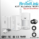 KIT Alarma WIFI SmartOne S1 by Broadlink - KIT alarma inteligente