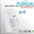 Sensor Inalámbrico de movimiento PIR ( RF ) by Broadlink