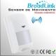 Sensor Inalámbrico de movimiento PIR ( RF ) by Broadlink
