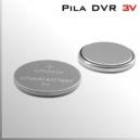 Pila CR2032 3Volt para equipo grabador CCTV