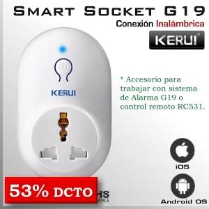 Enchufe inteligente RF | Smart Socket S71 Kerui