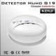 Detector de Humo Inalámbrico RF | Smoke Detector Kerui G19