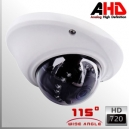 AHD3 - Camara Microfono 1.3MP IR Sensor SONY 720p Movil (MDVR) 115º