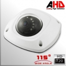 AHD2 - Camara 1.3MP IR Pro Sensor SONY 720p Movil DVR (MDVR) - 115º