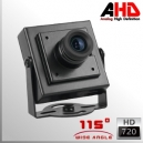 AHD5 - Camara 1.3MP Pinhole Sensor SONY 720p Movil DVR (MDVR) - 115º