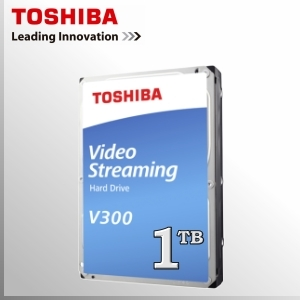 Toshiba Video Streaming 1TB Disco Duro Sata3 5700 rpm 64MB 6GB/s