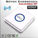 Botón de pánico inalámbrico RF | Compatible Kerui G19