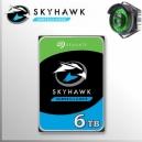 Seagate SkyHawk 6TB Disco Duro Sata3 5400 rpm 64MB 6GB/s