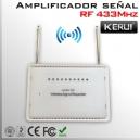 Amplificador repetidor de señal RF | KERUI