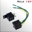 Relé 12v compatible con GPS Tracker TK309