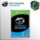 Seagate SkyHawk 1TB Disco Duro Sata3 7200 rpm 64MB 6GB/s