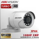 Hikvision Turbo FHD BoxCam 1080p IR Sensor CMOS 2Mp 2.8mm