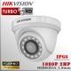 Hikvision Turbo FHD DomeCam 1080p IR Sensor CMOS 2Mp 2.8mm