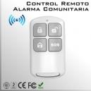 Control Remoto Alarma comunitaria RF 433Mhz