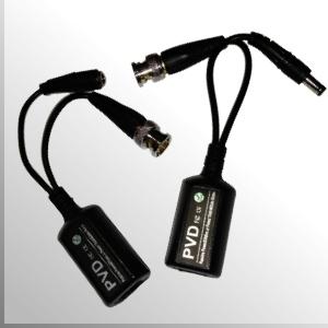 Video Balun Pasivo (V/Dc) HD-CVI / AHD / Análogo tradicional/ HD-TVI