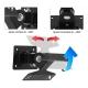Soporte Monitor regulable 14 a 27 VESA 75x75 100x100 - 10Kg.
