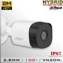 DH-HAC-B1A21N - BoxCam Dahua Smart IR Profesional Sensor CMOS 1080p 2Mp Hibrida