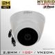 DH-HAC-T1A21N DomeCam Dahua Smart IR Profesional Sensor CMOS 1080p 2Mp Hibrida - Plastica