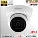 DH-HAC-HDW1200TLN-A DomeCam Dahua Smart IR Profesional Sensor CMOS 1080p 2Mp Hibrida - Audio