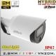 DH-HAC-HFW1239TN-A-LED - BoxCam Dahua Starlight Profesional Sensor CMOS 2MP Hibrida - Audio
