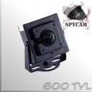 """6900 - Cámara Espía Mini - Profesional - Sensor SONY 1/3"""" CCD - 600 TVL"""