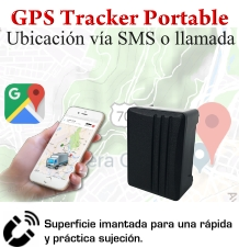 GPS Tracker Portable