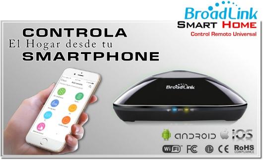 RMPRO broadlink Chile Control remoto universal inteligente | Smart RMPRO | Smart CHILE | BROADLINK CONTROL REMOTO A DISTANCIA SMARTPHONE