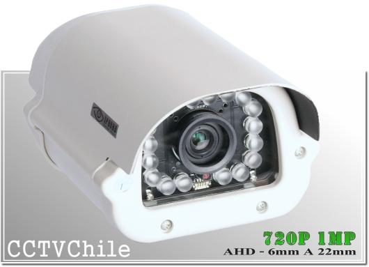 Camara AHD BoxCam XPROHD - Sensor SONY 720p - SONY 1080p - Antivandalica - Vandalproof - IP66 - IP67 - Vandalproof - Weatherproof
