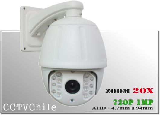 Camara AHD PTZCam XPROHD - Sensor SONY 720p - SONY 1080p - Antivandalica - Vandalproof - IP66 - IP67 - Vandalproof - Weatherproof - ZOOM - 20x - 22x - 30x - 26x