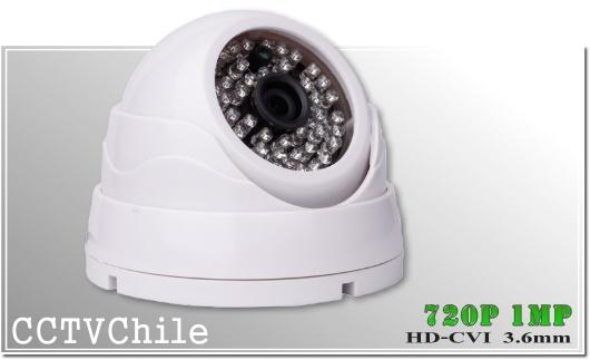 Camara CVI DomeCam XPROHD - Sensor SONY 720p - SONY 720p -  IP60 - HD