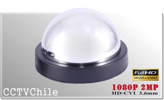 Camara CVI DomeCam XPROHD - Sensor SONY 1080p - IP60 - Polarizada