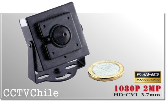 Camara CVI SpyCam XPROHD PIN-HOLE - PINHOLE - Sensor SONY 720p - SONY 1080p - Antivandalica - Vandalproof - IP66 - IP67 - Vandalproof - Weatherproof