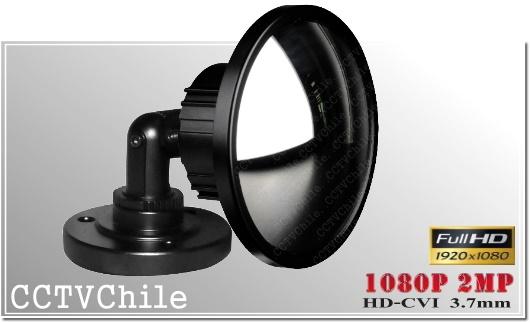 Camara CVI SpyCam Espejo XPROHD - Sensor SONY 720p - SONY 1080p - Antivandalica - Vandalproof - IP60 - Vandalproof - Weatherproof