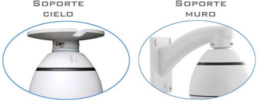 Camara CVI PTZCam XPROHD - Sensor  SONY 1080p - Antivandalica - Vandalproof - IP66 - Vandalproof - Weatherproof - ZOOM - 10x - 20x - 22x - 30x - 26x
