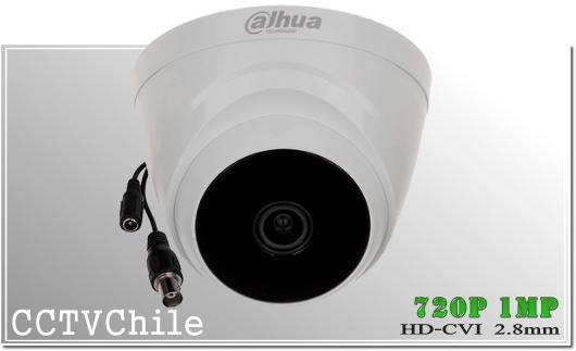 Camara CVI DomeCam DAHUA DH-HAC-T1A11N - Sensor CMOS 720p HD