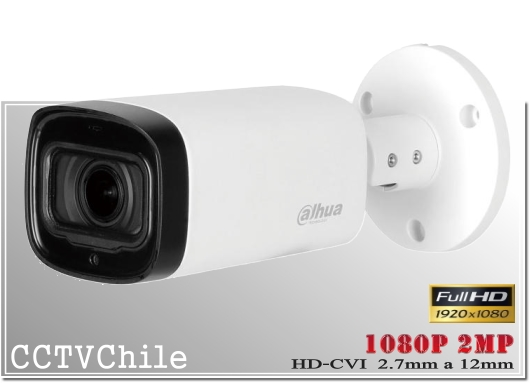 Camara CVI BoxCam XPROHD - Sensor SONY 720p - SONY 1080p - Antivandalica - Vandalproof - IP66 - IP67 - Vandalproof - Weatherproof