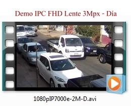 KIT Camara IP Moonlight System - Camara placa patentes - Demo Dia